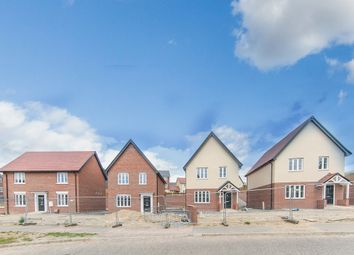 Thumbnail 3 bed detached house for sale in Robin Crescent, Stanway, Colchester