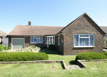 Thumbnail 2 bed detached bungalow for sale in Rowan Gardens, Bexhill-On-Sea