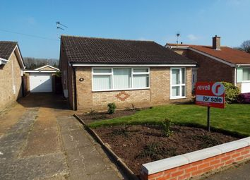 Thumbnail 2 bed detached bungalow for sale in Longfields, Swaffham