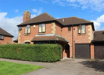 Thumbnail 5 bedroom detached house to rent in Aldrich Drive, Willen, Milton Keynes