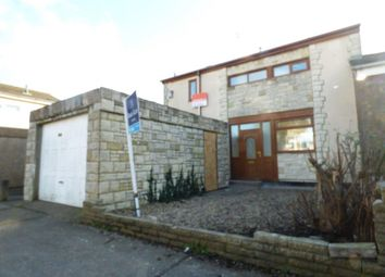Thumbnail 3 bed end terrace house for sale in Lanyon Close, Bransholme, Hull