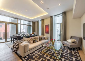 Thumbnail 3 bed flat for sale in Fitzroy Place, 6 Pearson Square, Fitztrovia, London