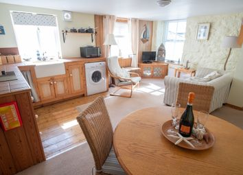Thumbnail 1 bed flat for sale in Abbey Place, Mousehole, Penzance