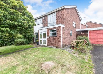 Thumbnail 4 bedroom detached house for sale in Leopard Rise, Worcester
