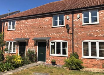 Thumbnail 2 bed terraced house for sale in Saxonfields Drive, Stallingborough, Grimsby