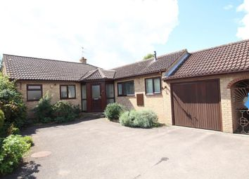 Thumbnail 3 bed detached bungalow for sale in Fairfield, Sutton, Ely