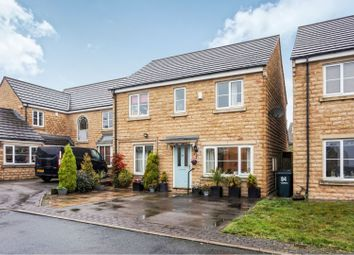Thumbnail 4 bed detached house for sale in Agincourt Drive, Bingley