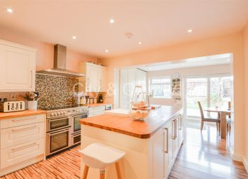 Thumbnail 4 bed detached house for sale in Waltham Walk, Eye, Peterborough