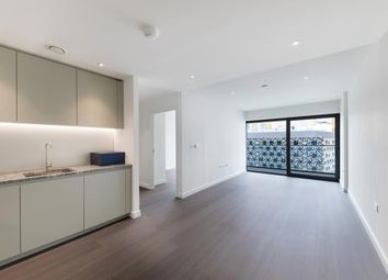 Thumbnail 1 bed flat to rent in North Greenwich, London