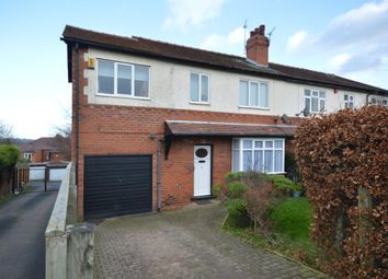 Thumbnail 4 bed semi-detached house for sale in Castle Road West, Sandal, Wakefield