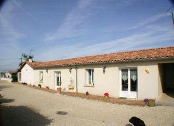 Thumbnail 5 bed bungalow for sale in Villefagnan, Charente, France