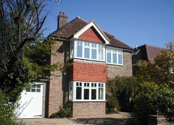 Thumbnail 5 bed detached house to rent in New Park Road, Cranleigh