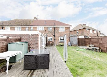 Thumbnail 2 bed flat for sale in Blacksmith Crescent, Sompting, West Sussex