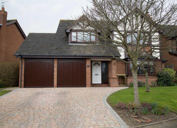 Thumbnail 4 bed detached house for sale in Bagehott Road, Droitwich