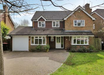 Thumbnail 4 bed detached house for sale in Blackwater Lane, Pound Hill, Crawley, West Sussex
