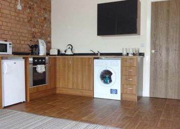 Thumbnail 1 bedroom flat to rent in One Bedroom Apartments, The Zip Buidling, Leicester