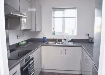 Thumbnail 2 bed flat to rent in Delphinium Court, Eynesbury, St. Neots