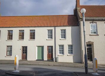 Thumbnail 2 bed terraced house for sale in Castlegate, Berwick-Upon-Tweed, Northumberland