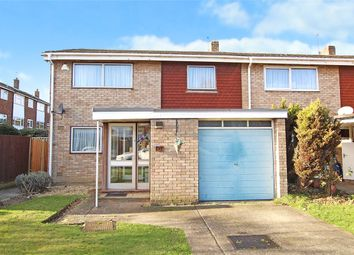 Thumbnail 4 bed end terrace house for sale in Tandridge Drive, Crofton, Kent