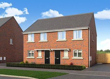 "Thumbnail 3 bed property for sale in ""The Kendal At Aurora, Castleford"" at Flass Lane, Castleford"