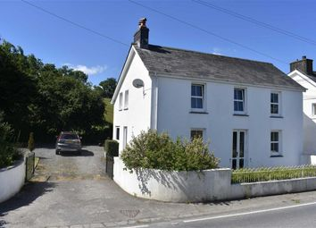 Thumbnail 3 bed detached house for sale in Llanybydder