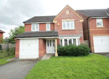 Thumbnail 4 bed detached house for sale in Royal Oak Road, Wythenshawe, Manchester