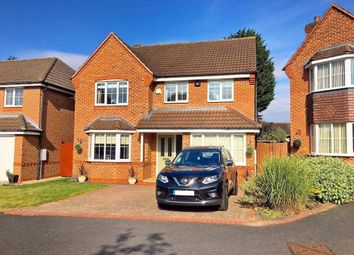 Thumbnail 4 bedroom detached house for sale in David Harman Drive, West Bromwich, West Midlands