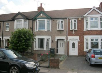 Thumbnail 3 bed terraced house to rent in Addison Road, Keresley, Coventry
