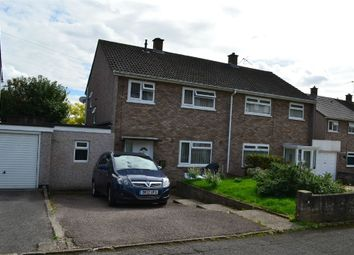 Thumbnail 3 bed semi-detached house for sale in Oakley Way, Caldicot, Monmouthshire