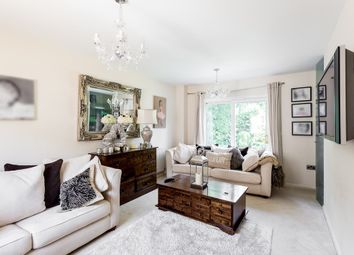 Thumbnail 3 bedroom link-detached house for sale in Retreat Way, Chigwell
