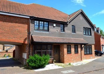 Thumbnail 3 bed semi-detached house to rent in Garwood Crescent, Grange Farm, Milton Keynes