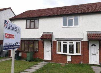 Thumbnail 2 bed terraced house to rent in Durban Road, Patchway, Bristol