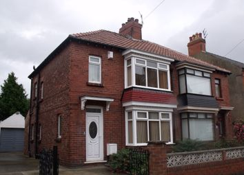 Thumbnail 1 bed semi-detached house to rent in Gill Street, Guisborough