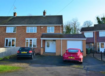 Thumbnail 3 bed semi-detached house for sale in Jenkinson Road, Towcester, Northamptonshire