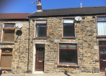 Thumbnail 3 bedroom terraced house for sale in Pleasant Street, Pentre, Rhondda Cynon Taff.