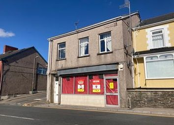 Retail premises for sale in 93 & 93A, Commercial Street, Aerbargoed CF81