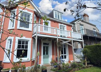 Thumbnail 5 bedroom link-detached house for sale in Bishopston Road, Bishopston, Swansea, West Glamorgan.