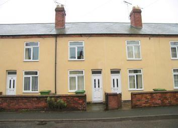 Thumbnail 2 bedroom terraced house to rent in Nottingham Road, Belper