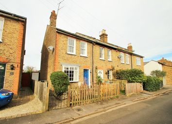 Thumbnail 3 bed end terrace house to rent in Spring Gardens, West Molesey