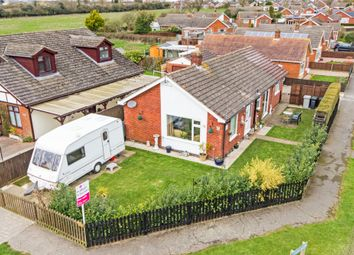 Thumbnail 3 bed detached bungalow for sale in Wildshed Lane, Burgh Le Marsh, Skegness