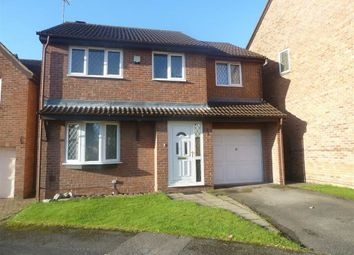 Thumbnail 4 bed detached house to rent in Lomond Close, Sparcells, Swindon