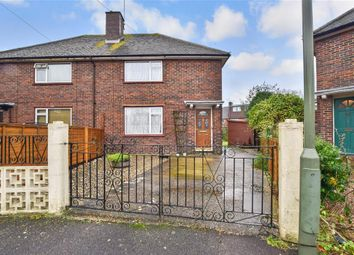 Thumbnail 3 bed semi-detached house for sale in Crewdson Road, Horley, Surrey
