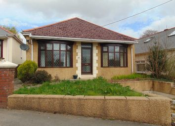 Thumbnail 3 bed detached bungalow for sale in Bryngwyn Rd, Dafen, Llanelli, Carms