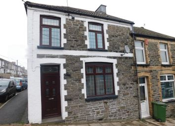 Thumbnail 2 bed terraced house for sale in Church Street, Bargoed