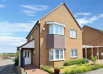 Thumbnail 4 bedroom detached house for sale in Eleanor Close, Dartford, Kent