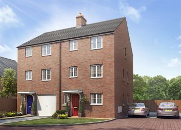 Thumbnail 5 bed semi-detached house for sale in Scotts Road, Ware