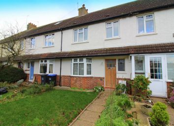 Thumbnail 3 bed terraced house for sale in Connaught Avenue, Shoreham-By-Sea