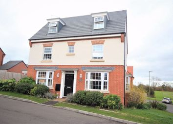 Thumbnail 4 bed semi-detached house for sale in Badger Crescent, Whitchurch