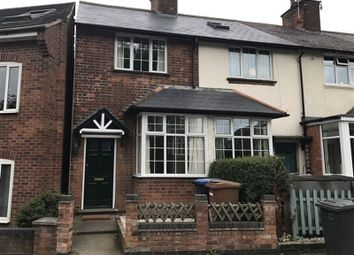 Thumbnail 3 bed terraced house to rent in Hinckley Road, Burbage, Hinckley