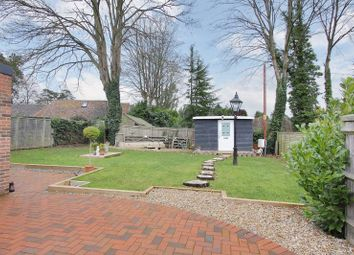 Thumbnail 3 bed bungalow for sale in Martins Lodge, Branksome Close, Chilbolton, Nr Stockbridge